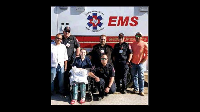 Blood drive to help injured Hico teen