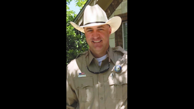 HHS grad completes game warden academy
