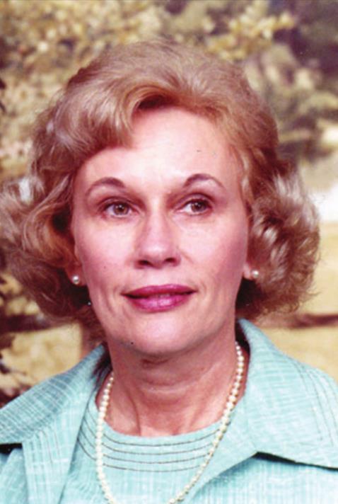 Martha Vaughn