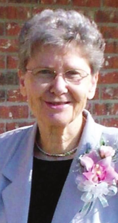 Gertrude Eline Heptner Schrank