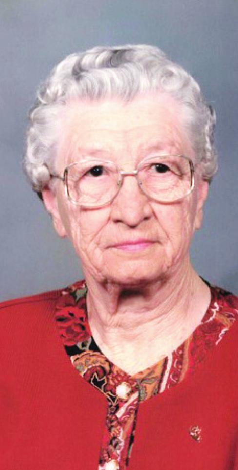 Ethel Schoen